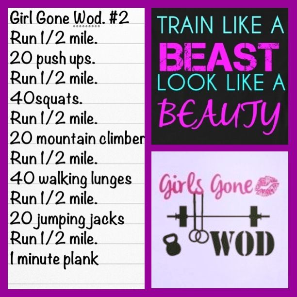 Crossfit Workouts: 25+ Best Crossfit Women Workout Ideas On Pinterest