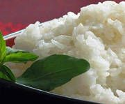 sticky rice- when you need to make it quickly, this is a great recipe.