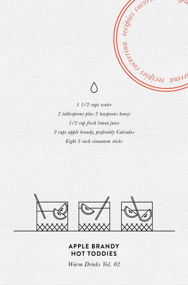 RECIPE ILLUSTRATIONS - Cocorrina by Corina Nika