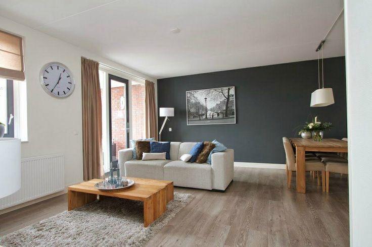 szürke bézs nappali Livingroom grey beige  Új ház ötletek  Pinterest  Grå