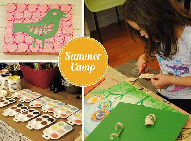Craft activities for young girls — pic 6