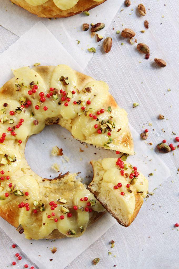 Rosca de Reyes o Pascua bien fácil   Filosofía de sabor