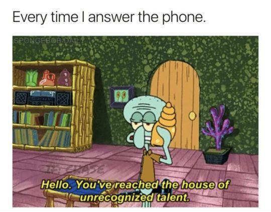 26 lustige Meme SpongeBob so wahr