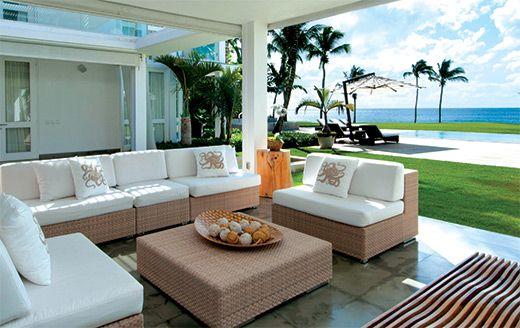 Casa Palma in the Dominican Republic's exclusive Casa de Campo resort.