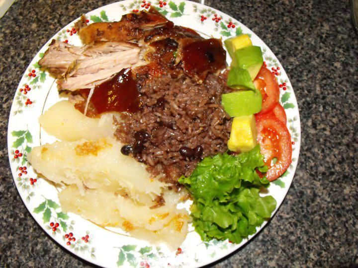 arroz congri cuban rice and black beans recipes dishmaps arroz congri ...
