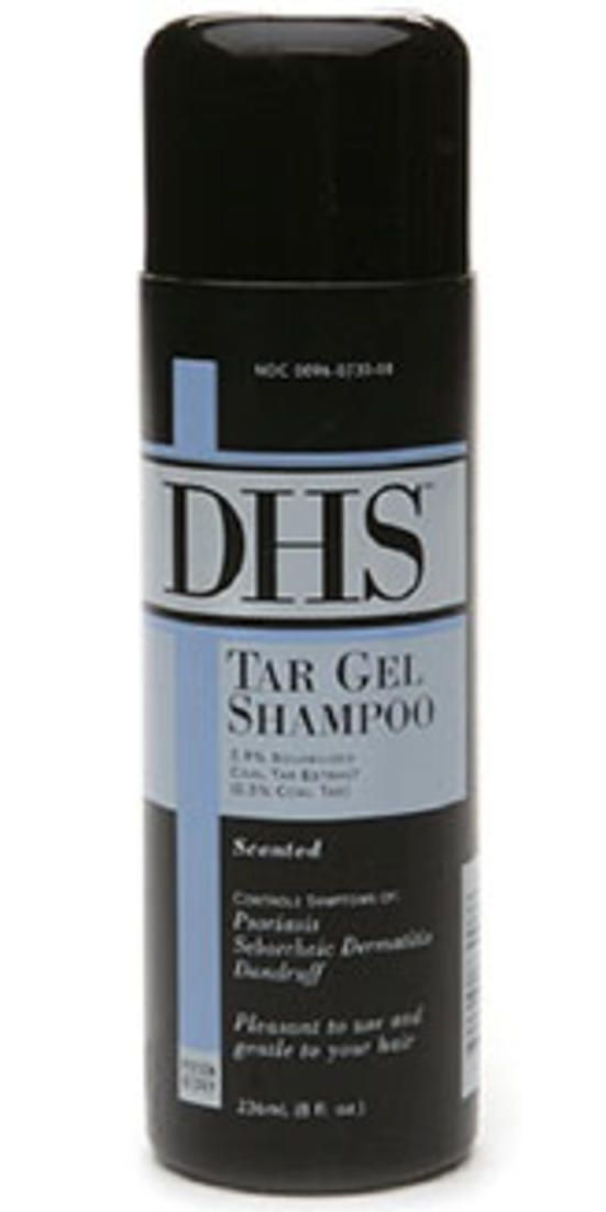 """DHS Shampoo: Maryland-based dermatologistGeetaShah, MD is a fan of the DHS brandshampoos, which come ina few varieties that contain different active ingredients like zinc and tar. """"These shampoos have a nice formulation,"""" she says. """"They lather really well and actually work."""" As with Neutrogena T/Gel, skip the DHS Tar Shampoo if you have lighter hair."""