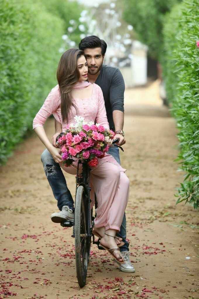 Cute Couple On Cycle Couples Pinterest Couples Love And Wedding