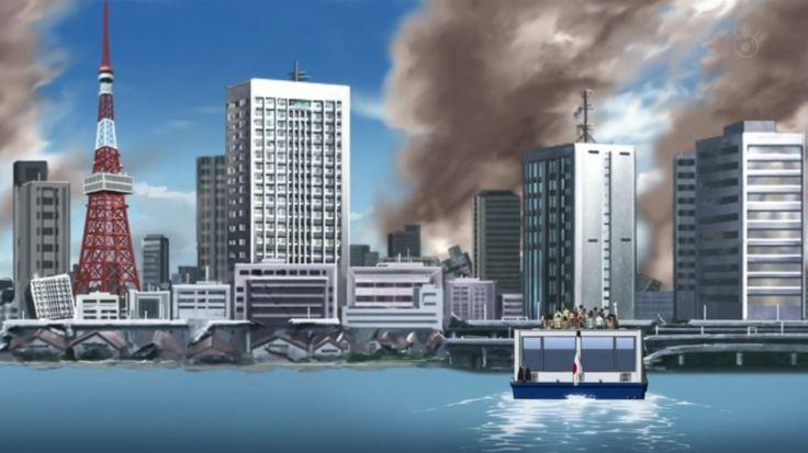 Tokyo Magnitude 8.0 Ep. 3 în română