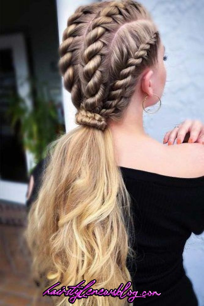 Avedaibw Braided Twists Thick Hair Styles Braids For Long Hair Long Hair Styles
