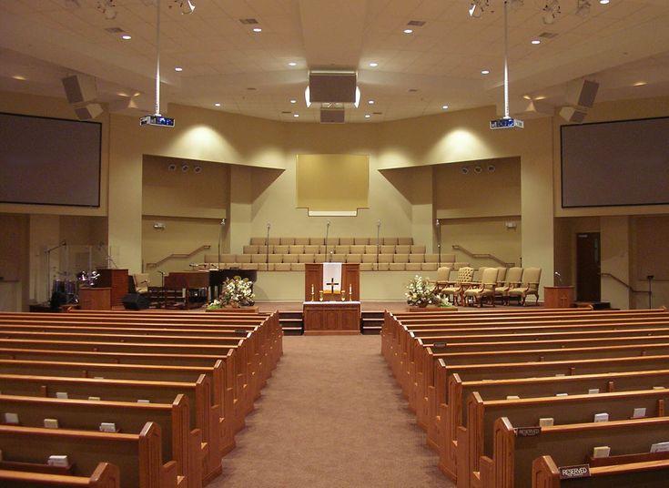 Church Interior Design Ideas   Home Mansion
