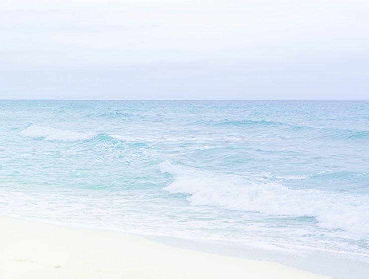 Aesthetic Ocean Wave Aesthetic Wallpapers Light Blue Sigila Mencurah Pedih