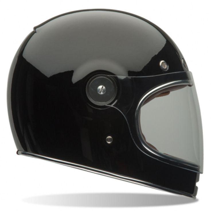 Bell Bullitt Black Fullface Helmet