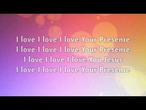 ▶ I Love Your Presence _ IHOP Prayer Room - YouTube