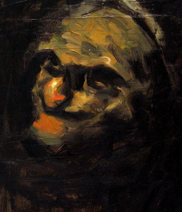 Old Woman, GoyaGoya, Black Painting, Art, Goya Black, Francisco Goya, Francisco De, Goya Painting, Francisco José, Art Español
