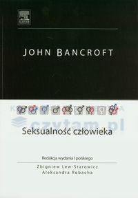 Seksualność człowieka Bancroft John Urban & Partner.Księgarnia internetowa Czytam.pl