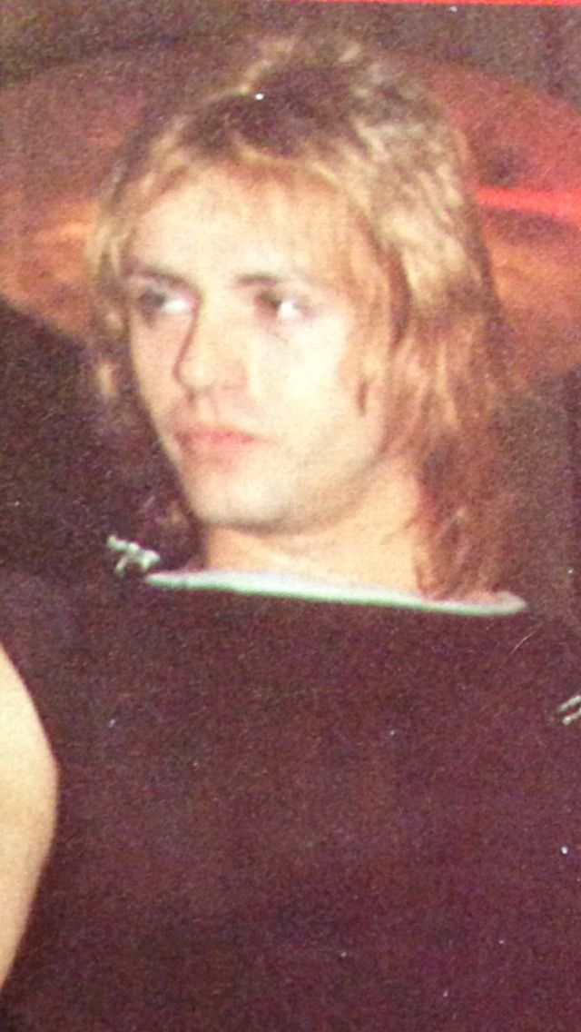 Pin by Billie Flory on Benjamin Orr - photo#18