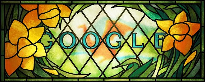 St. David's Day 2015 #GoogleDoodle
