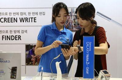 Demo Cara Cek Garansi Samsung