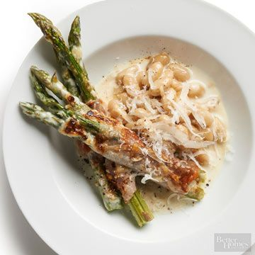 What makes this different than other roasted asparagus recipes? The irresistible addition of garlic slices, which mellow and sweeten as they…