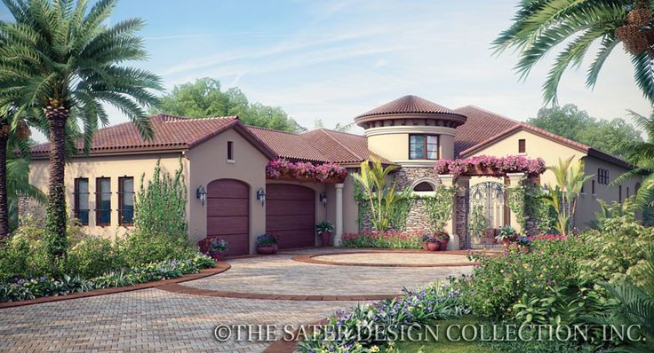 Arabella House Plan Home Courtyards And Craftsman