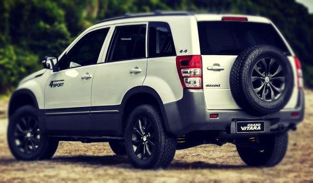 2019 Suzuki Grand Vitara Rumors Changes Price 2020 Arabalar