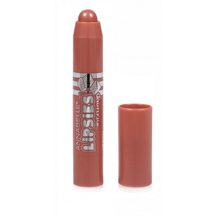 Lipsies Diamond Lip Balm - Salted Caramel