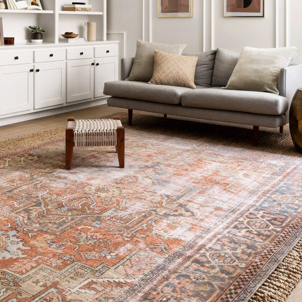 Overstock Com Online Shopping Bedding Furniture Electronics Jewelry Clothing More In 2020 Vintage Rug Living Room Area Room Rugs Alexander Home #overstock #living #room #rugs