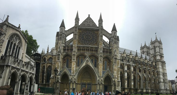 Westminster Abbey 💒 London, UK