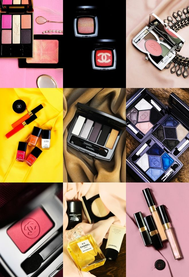 My photos:  makeup collection 2014 / www.beautyicon.pl