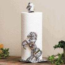 Silver Stallion Paper Towel Holder
