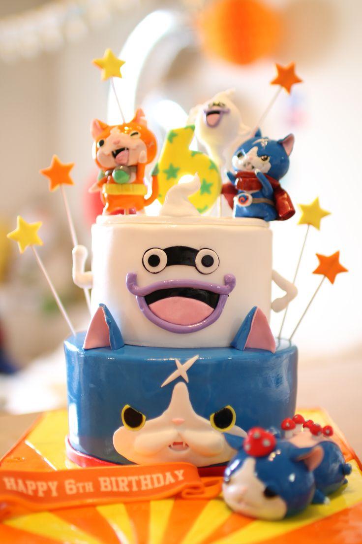 Yokai Cake Toppers