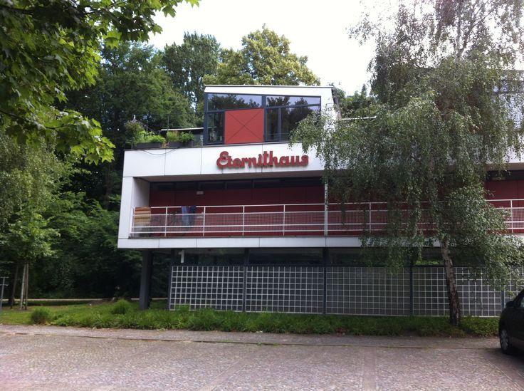Eternithaus by Paul Baumgarten. Hansaviertel, Berlin