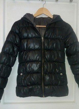 À vendre sur #vintedfrance ! http://www.vinted.fr/mode-femmes/doudounes/26020145-doudoune-chaude-reversible-noirgrise