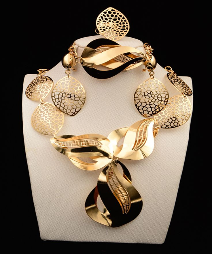 Modeschmuck gold set  6625 besten Jewelry Sets & More Bilder auf Pinterest | Schmuck ...