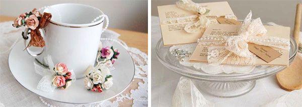 Teatime vintage accessories
