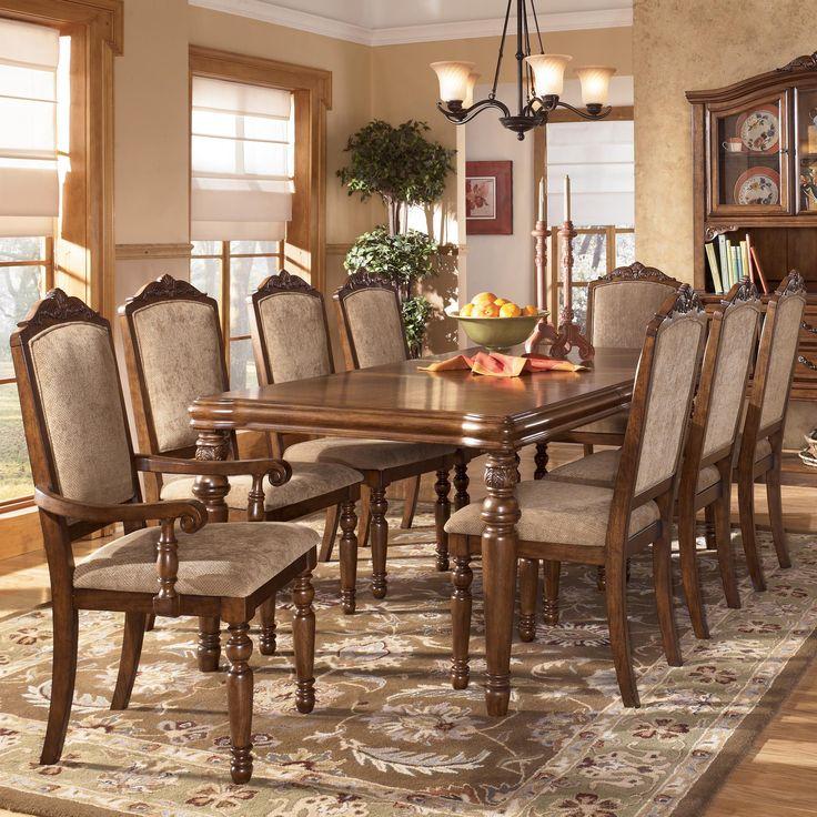 Ashley Furniture Roseville: 68 Best Images About Dining Room On Pinterest