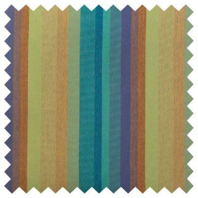 Sunbrella® Outdoor Cushions-Astoria Lagoon Stripe