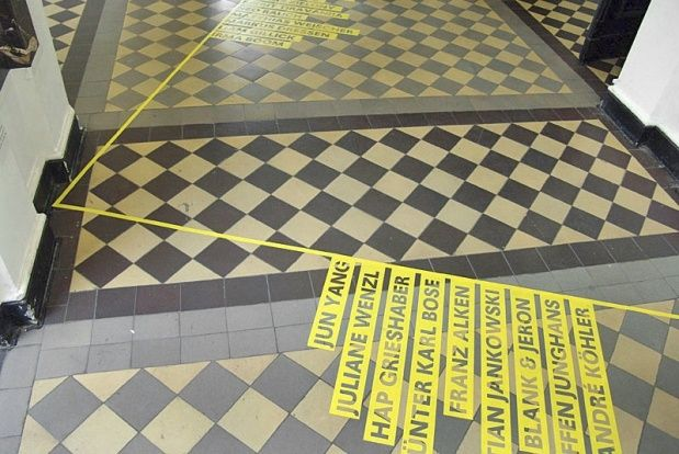 Unexpected unconventional sign pinterest for Unconventional flooring ideas