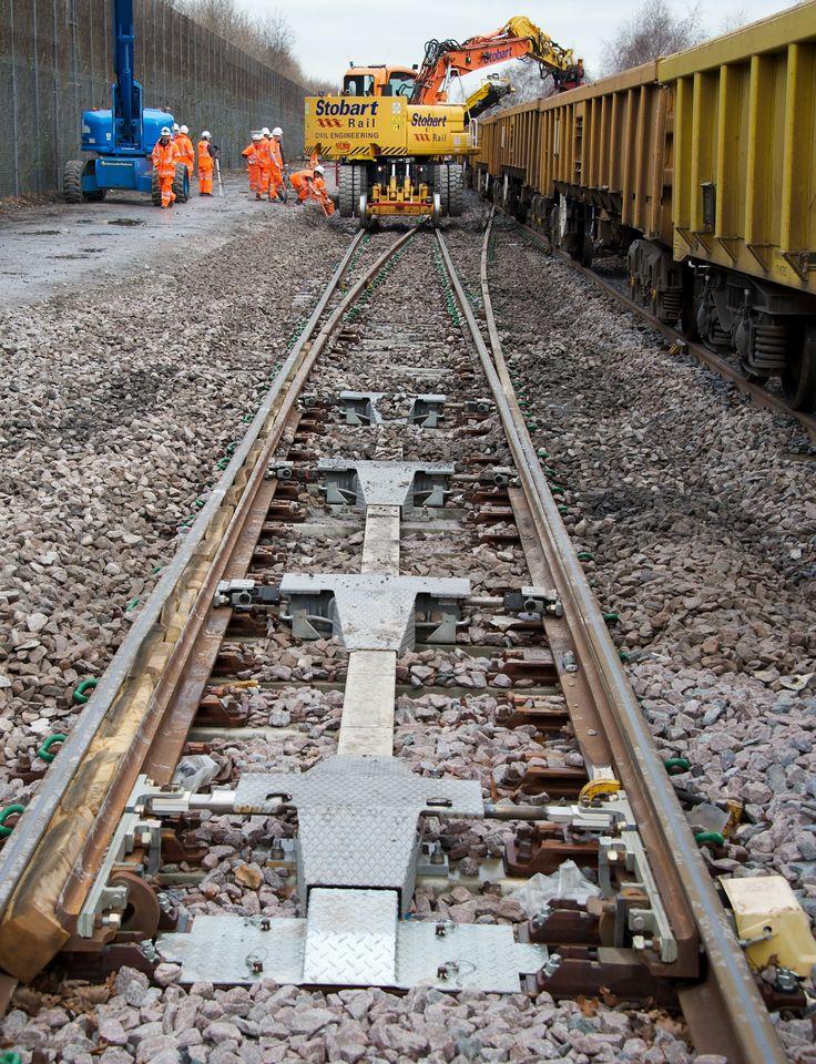 Stobart Rail #trains #rail #stobart