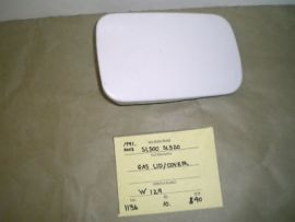 Used Auto Parts You Need: Mercedes Benz SL500 - Gas Tank Gas Lid - W129