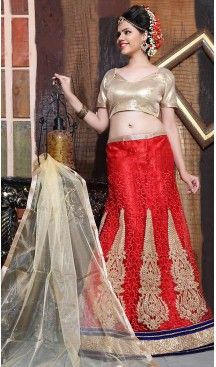 Deep #Scarlet Color Net A Line Style Party Wear Lehenga Choli | FH497176195 #heenastyle, #designer, #lehengas, #choli, #collection, #women, #online, #wedding , #Bollywood, #stylish, #indian, #party, #ghagra, #casual, #sangeet, #mehendi, #navratri, #fashion, #boutique, #mode, #henna, #wedding, #fashion-week, #ceremony, #receptions, #ring , #dupatta , #chunni , @heenastyle , #Circular , #engagement ,#treditional
