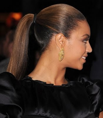 Beyoncé Ponytail