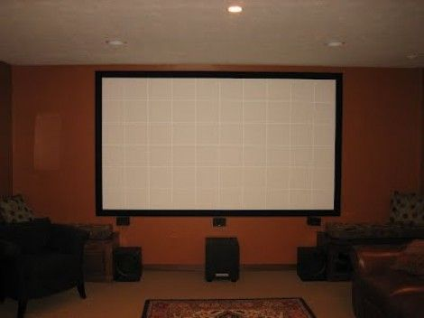 Garage Man Cave Projector : 38 best projector screen images on pinterest screens