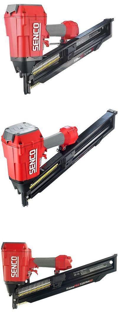 Other Air Tools 22664: Senco Framepro 325Frhxp Air Framing Nailer,Full Rnd,20 Deg,Plast -> BUY IT NOW ONLY: $219.28 on eBay!