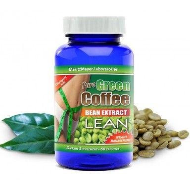 Green Coffee Bean Extract Lean cafe verde bajar de peso