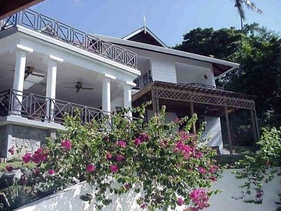 IVHE International Vacation Home Exchange -  #0424 - 5 minutes away from Golf!- Luxury Villa - sleeping 10, Trinidad & Tobago
