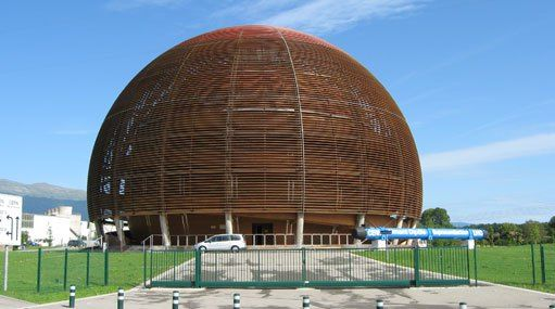 LARGE HADRON COLLIDER EXPOSED: The stargate of Shiva  /CERN Headquarter
