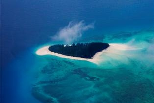 Mnemba Island - One of 10 Most Amazing Tropical Islands