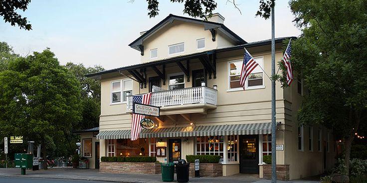 Napa Valley Brewing Company at the Calistoga Inn – Calistoga, CA – NapaValley.com