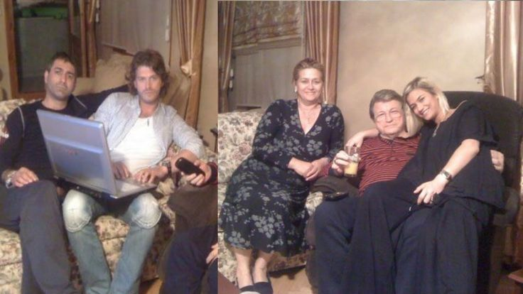 OMG! Kivanc Tatlitug Turkish Actor - Real Life Family